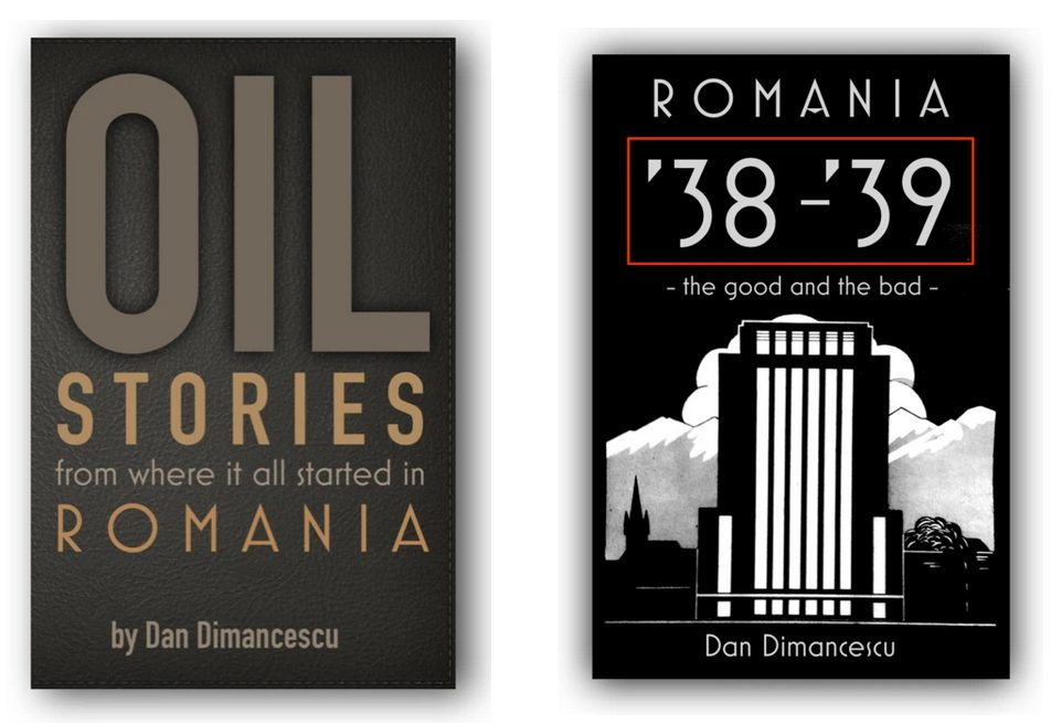 Oil Stories