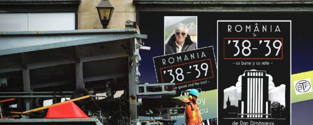 Dan Dimancescu Book Release